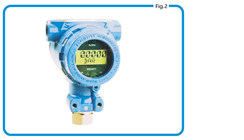 diffused silicon pressure transmitter