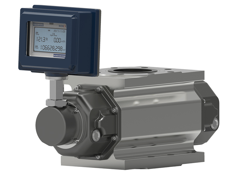 Gas Roots/Waist Wheel Flow Meter