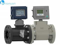 IC Card Gas Turbine Flow Meter